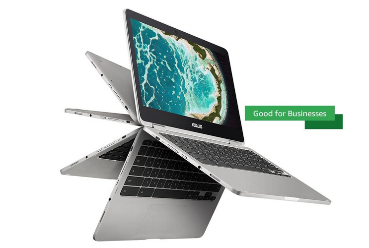 ASUS Chromebook Flip C302 2-In-1 Laptop