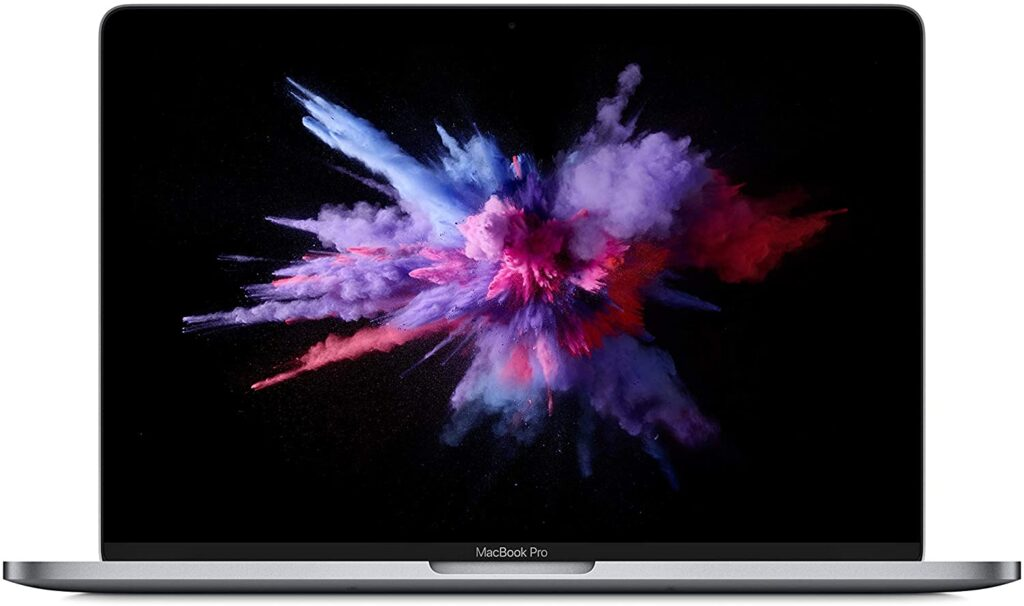 MacBook Pro for cyber security