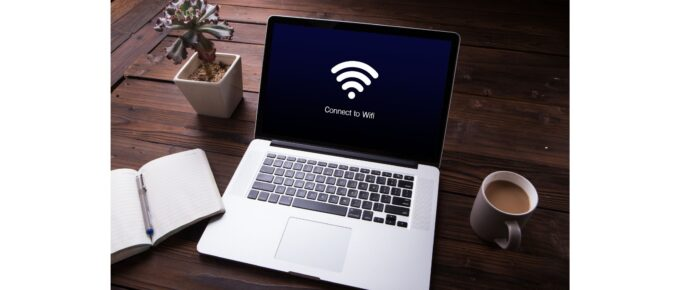 How to connect in Wifi with a laptop PC under Windows?