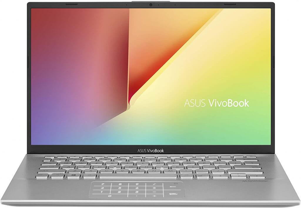 Features of the Asus Vivobook S14