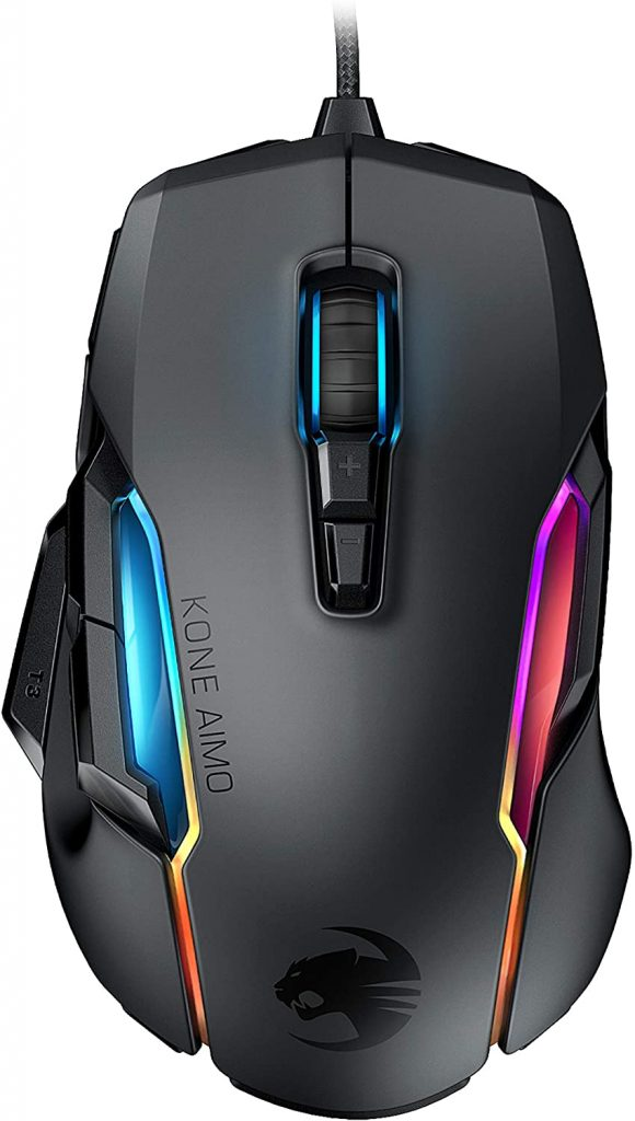 Roccat Kone aimo gaming mouse review
