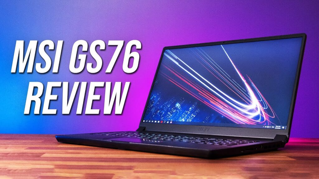 msi gs76 stealth review